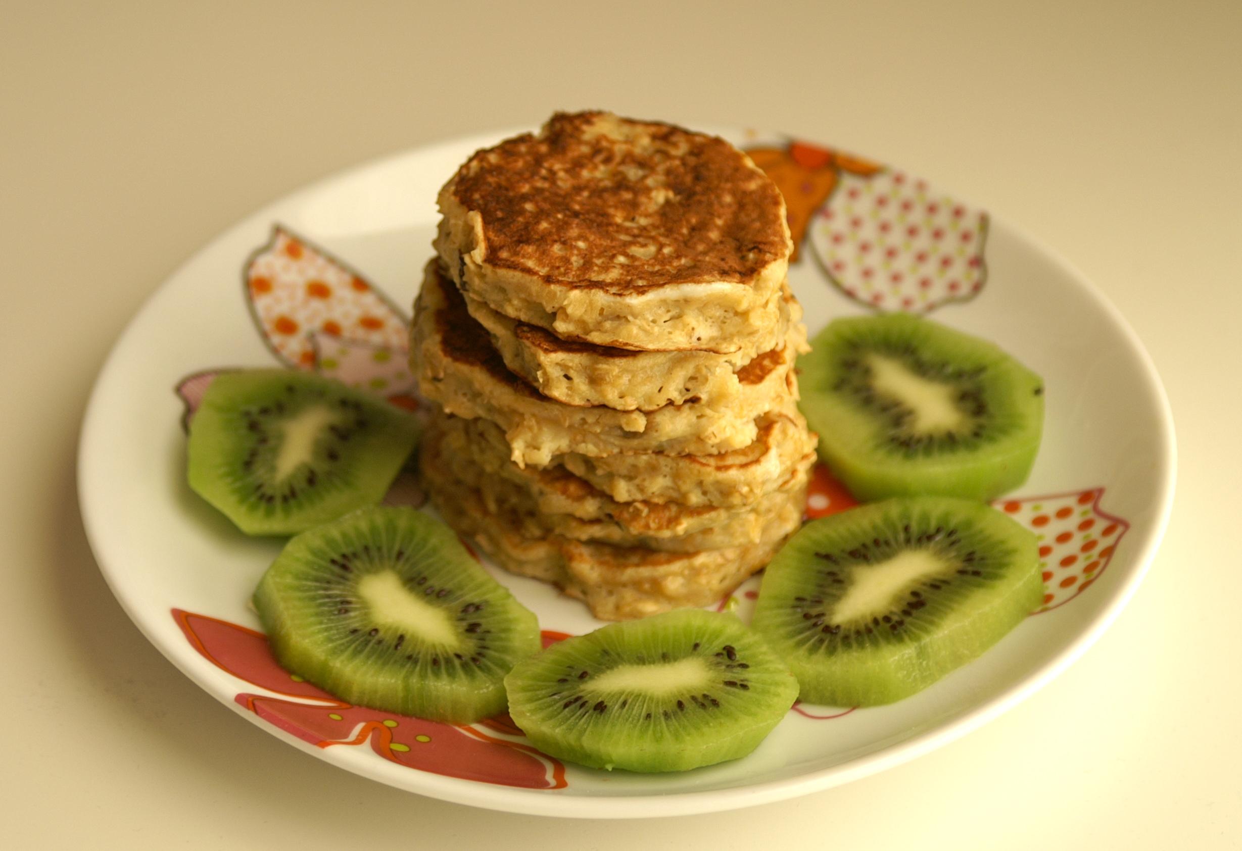 protein banane haferflocken pancakes kathie 39 s secret. Black Bedroom Furniture Sets. Home Design Ideas